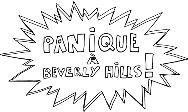 Panique à Beverly Hills!